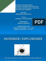 Detectores Automaticos de Incendio