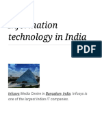 Information Technology in India - Wikipedia