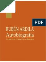 Autobiografía_ Un punto en el tiempo y en el espacio, ed. 1 - Rubén Ardila.pdf
