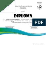 Diplomas2018-2019 Melchor Ocampo
