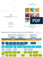 FH 2015 2016 Energy Union Policy Timeline 130715