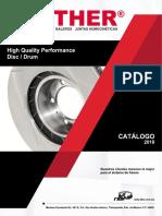 CATALOGO PANTHER 2018 DISCOS Y  TAMBORES.pdf