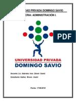 La Empresa.doc Informe Final