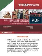 Libro x Del Codigo Civil Peruano