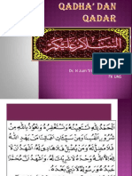 2019 Qadar Dan Taqdir Alloh Dr. n Juni Triastuti,m.med