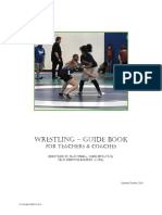 Wrestling Guide Book