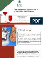 presentacion hemocomponentes