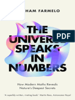 Graham Farmelo - The Universe Speaks in Numbers_ How Modern Maths Reveals Nature's Deepest Secrets-Faber Faber (2019)