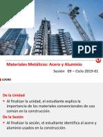 MC Sesión 09 - 2019-1 Materiales Metálicos(1)