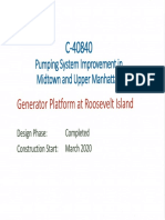 NYCT_Generator Platform at Roosevelt Island_Presentation
