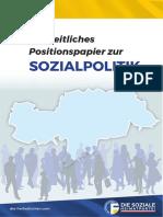 Freiheitliches Positionspapier | Soziales
