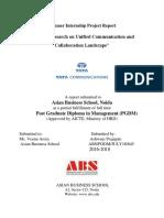 Ashwani SIP Report