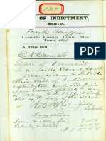 1870's, Lamoille County Court