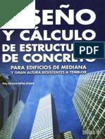 Análisis y estructuración - Diseño Calculo de Concreto Armado