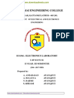 Downloadmela.com EC6361 Electronics Laboratory Manual