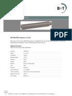 Sd-988150 b&t Smg Pdw Suppressor Cal. 9mm