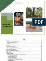 Guías de Ecoturismo 2014