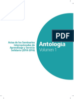 CLAYSS Antologia Vol 1