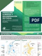 06 Boletín Predicción Climatica Junio 2019