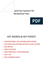 LPG Piped Gas Systems for Residential Flats-1