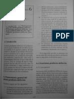 6° Método Pendiente Deflexión (Gonzales Cuevas)