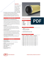 Interphase Sp Silicone Treated Cellulose Separators