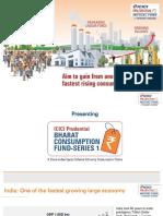Bharat Consumption Fund PPT