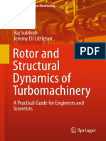 (Applied Condition Monitoring 11) Raj Subbiah,Jeremy Eli Littleton (auth.) -  Rotor and Structural Dynamics of Turbomachinery_ A Practical Guide for Engineers and Scientists-Springer International Pub.pdf
