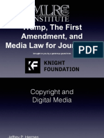 Trump First Amendment Media Law Tipsheet IRE19 (2)