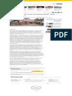 """""""Barranco y La Zona Monumental"""", Por Angus Laurie _ Lima _ El Comercio Perú"""