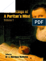 The Writings of a Puritan's Min - William Tyndale