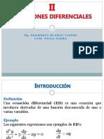 Introd. a Ecuaciones Diferenciales