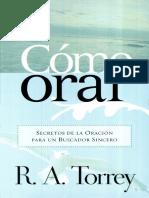 COMO ORAR - R. A. Torrey.pdf