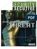 Security Executive - Dec/January 2007