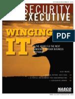 Security Executive - Oct/November 2006