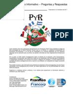 PYR ' actualizado 2017