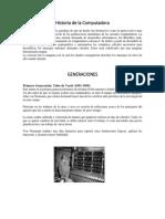 Historia de La Computadora-Deysi Vanesa Chachaque Quispe