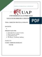 Derecho Procesal Romano.docx