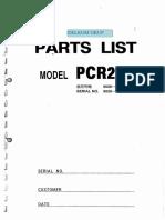 PCR-200 SERİSİ YEDEK PARÇA KATALOĞU.pdf