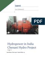 Hydropower PDF