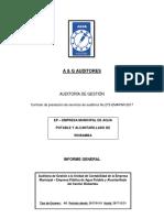 Informe de Auditoria (ejemplo)