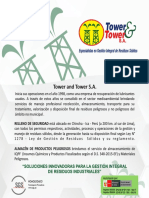 brochure Tower and Tower relleno de Seguridad.pdf