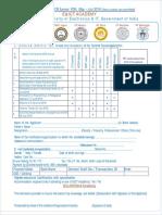 Application Format NKN VC FDPs Summers 2019 Final Draft
