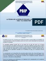 La Tecnica Espina de Pescado y El Codigo Pbip