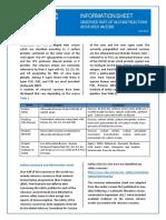 Rotavirus Vaccine Rates Information Sheet 0618