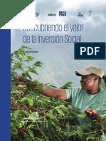 Descubriendo El Valor de La Inversión Social