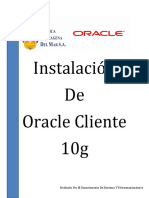 Manual Oracle