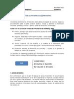 Marketing - Sistema de Informacion de Marketing