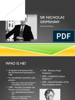 Grimshaw Presentation Pro