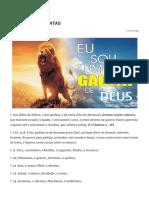 História Dos Gaditas – i.bm.s